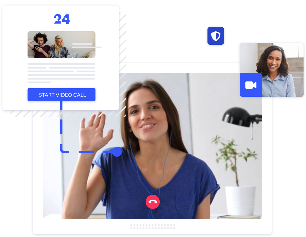 Effortless Video Calls