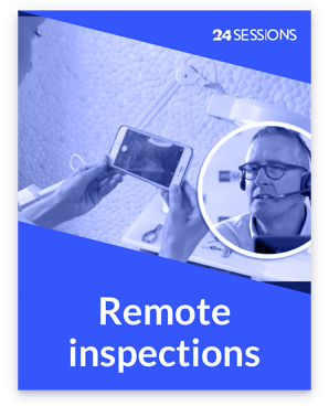 onepager-mobile-video-calls-for-Remote-inspections